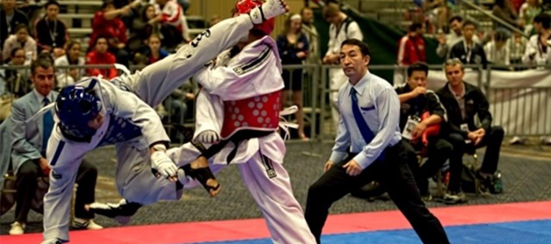 Judo | Flushing Tae Kwon Do