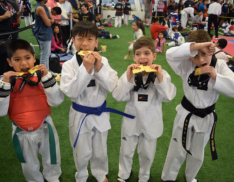Flushing Martial Arts Gallery